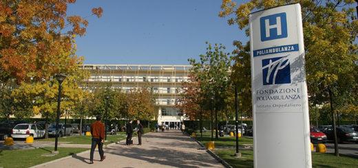 esterno ospedale poliambulanza